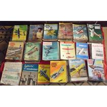 Antiguas--300 Revistas De Aviones ..aeromodelismo Una Re..