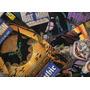 Gran Coleccion Batman Editoriales Zinco, Vid, Sticker Design