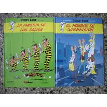 Comics Lucky Luke - Tapa Dura - No Se Consiguen En Uruguay!!