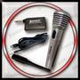 Microfono Inalambrico Ideal Karaoke