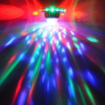 Luces Led Para Discoteca Fiesta Efecto Ufo Modelo 2015!