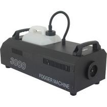 Maquina Humo Pls Si049 3000 Watts 30000 Pie3/min