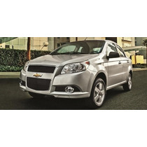 Semi Optica ,farol Delantero Chevrolet Aveo G3 ! Importadora