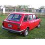 Fiat 128 Camioneta Acrilico De Farol Trasero