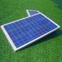 Oferta Kit Panel Solar 50w +regulador De Voltaje !