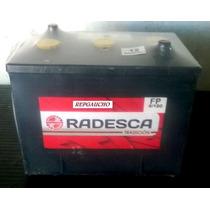 Bateria 6 Volt 180 Amper Radesca Garantia 1 Año F P