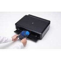 Impresora Canon Ip7210 Imprime Cd-dvd, Wifi Mejor Que Ip4910