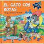 El Gato Con Botas - Puzzle De Cuento De Hadas