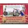 Cuentos Clásicos Bilingües (portugués/español) - Por Unidad