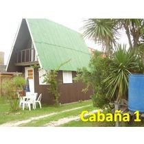 Alquiler Casa Cabañas Alvorada Para 4,6 Y 8 Personas