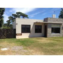 Alquiler/alquilar Casa Punta Del Este