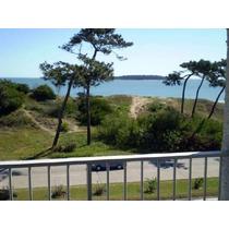 Apartamento Con Hermosa Vista En Primera Linea Playa Mansa