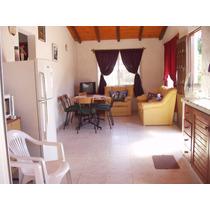 Casa En Cuch.alta A 1y1/2 Del Mar.2 Dorm (libre En Marzo)