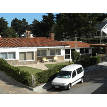 Casa Pde Parada 10 Mansa, 3 Dorm, 3 Baños, Barbacoa, Jardín