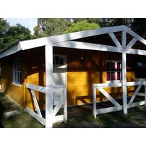 Casa En Balneario Blancarena A 100m De La Playa Solo Febrero