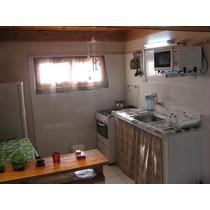 Casa Tipo Cabaña Para 5 Personas Muy Confortable!!! $1200