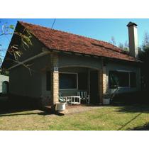 Alquiler Casa En Balneario Las Flores. Maldonado