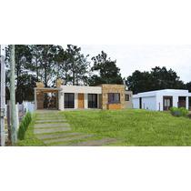 Se Vende Terreno Con Proyecto Incluido , El Pinar Km30