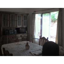 Alquilo Casa 50 Mts De Mar Y Parrillero