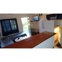 Casa Céntrica 4 Cuadras De Playa Mansa, Alquiler Atlantida