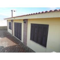 Vendo Casa Hermenegildo Excelente Construcción Frente Playa!