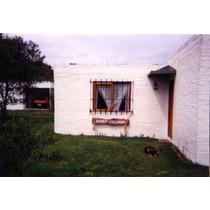 Dos Casas En La Paloma Equipadas Y Con Mil M2 Terreno C/u