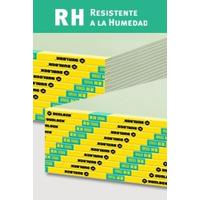 Placa De Yeso Durlock Resistente A La Humedad 1,20 X 2,40