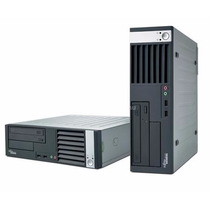 Torre Pc Siemens Computadora Core 2 Duo Intel 80gb Dvd