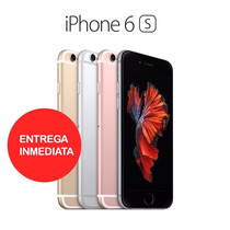 Iphone 6s Plus 64gb Lte 12mp Libres Gtia Sellados En Stock!