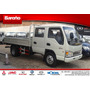 Jac Camion Doble Cabina Con Abs - 2.5 Ton !!!!
