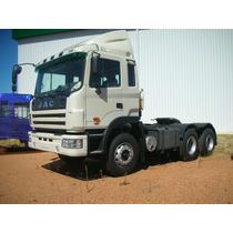 Jac 375hp 6x4 Tractor / Entrega Inmediata/leasing-creditos