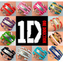 Pulsera Brazalete De Cuero >>> One Direction <&l