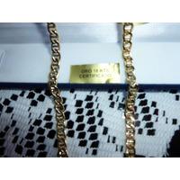 Cadena En Oro 18k Certificado ( A Modo De Ejemplo)