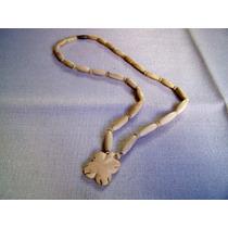 Collar Gargantilla M.a.r. Fil Antiguo