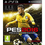 Pro Evolution Soccer 2016 Ps3 Original Digital Dguy