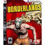 Juego Borderlands Para Play Original Sellado 3 Ps3