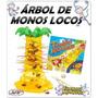 Juego De Caja Arbol De Monos Para Grandes Y Chicos