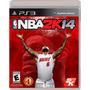 Juego Playstation 3 Ps3 Nba 2k14 - Tecsys