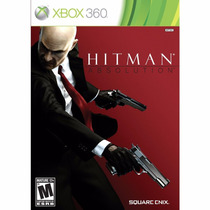 Juego Xbox 360 Hitman Absolution Original - Tecsys