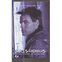 Voces Anónimas. Cuarto Libro. Lockhart - Moraes