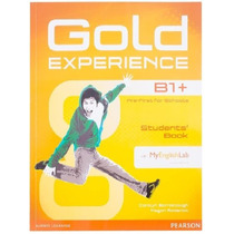 Gold Experience B1+ Student