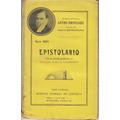 Ruben Dario Epistolario 1920 Primera Edicion Julio Piquet