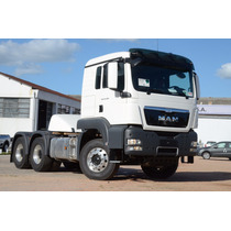Man Tgs 26-480 6x4 Bb Ww (tractor)