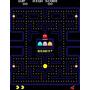 Maquinita Arcade Pac Man Nueva 6 Meses De Garantia