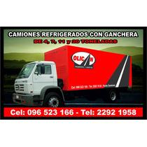 Vendo Camiones Y O Alquilo Con Chofer Por Dia O Por Reparto