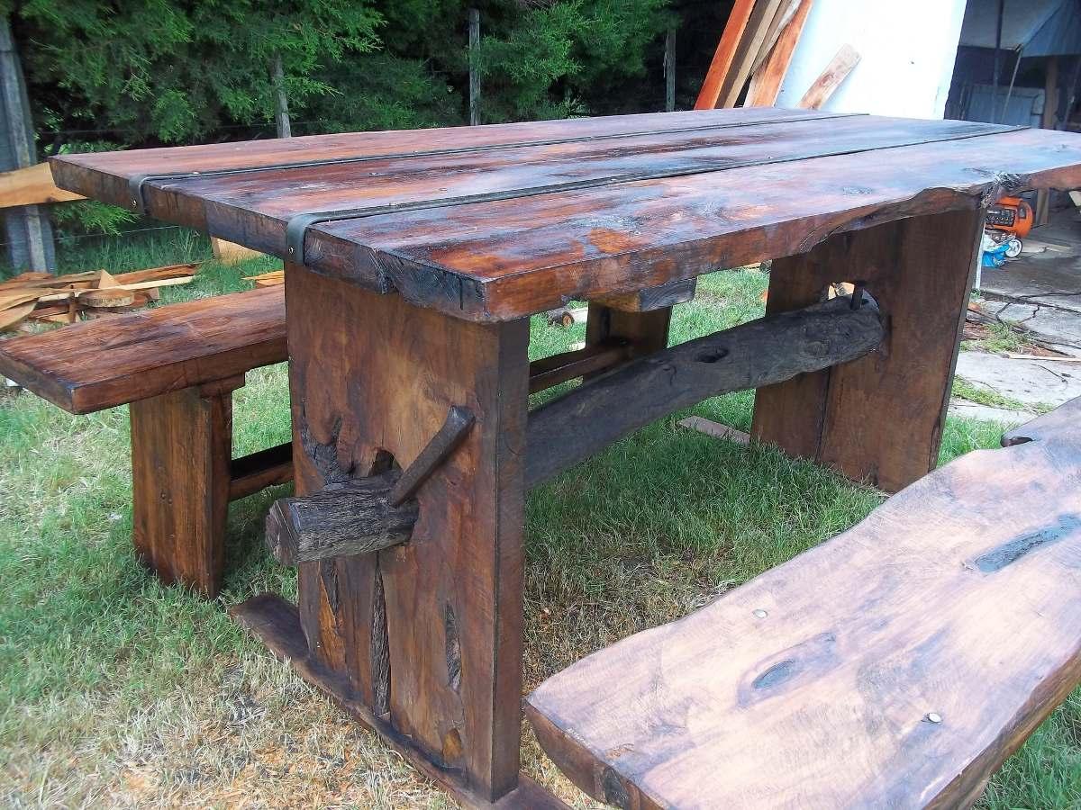Top comedor mesas rusticas de madera wallpapers - Mesas de cocina rusticas ...