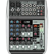 Consola Behringer Qx1002usb - 10 Canales - Envío Gratis