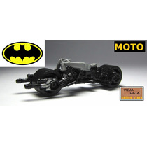 Batimovil Moto Bat-pod Batman Hot Wheels Nuevo 2013!!