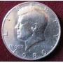 Antigua Moneda De Medio Dollar 1980