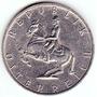 Ch Austria Moneda De 5 Chelines Año 1989
